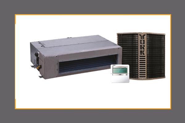 Piso Techo, Cassette y Ducto/Fan Coil Fijo – R410A 60Hz