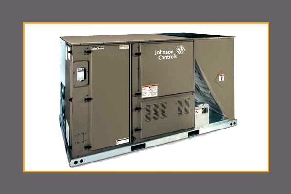 Unidad HVAC de paquete individual serie 10