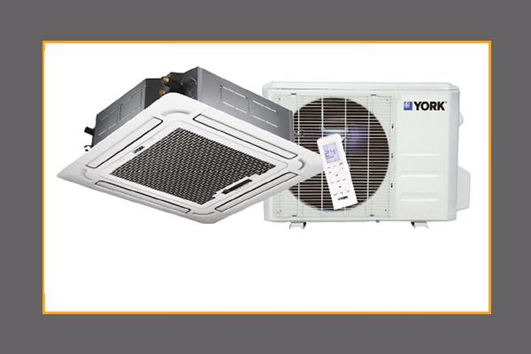 Piso Techo, Cassette y Ducto/Fan Coil Inverter – R410A 60Hz