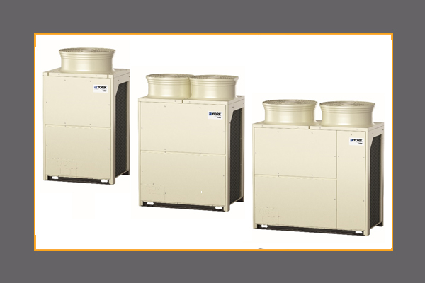 Sistemas de Refrigerante de Flujo Variable YORK VRF GEN II