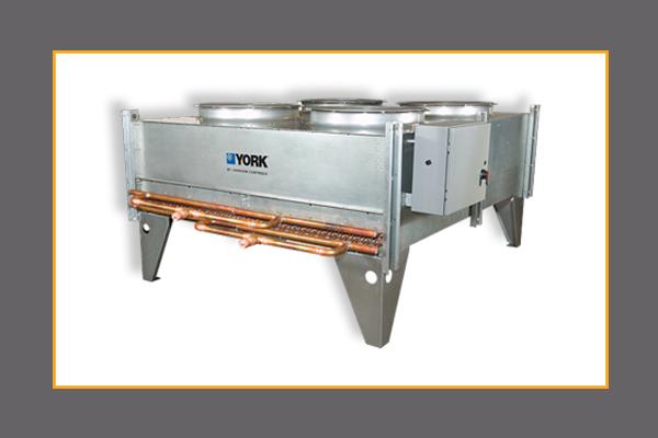 El eficiente enfriador de fluidos condensado por aire VDCF